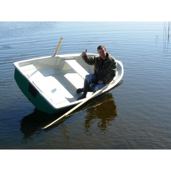 Plastikinė valtis NIKA 310 PLIUS