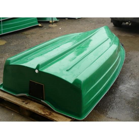 Plastikinė valtis NIKA 310 Trimaranas