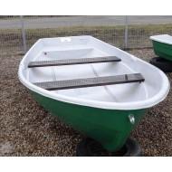Plastikinė valtis ŠAMAS 420
