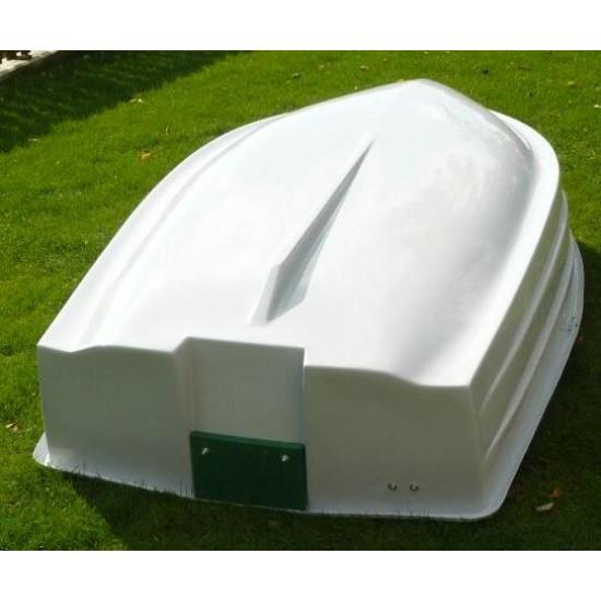 Plastikinė valtis NIKA 250